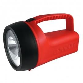 Linterna manual centinela, Producto importado.