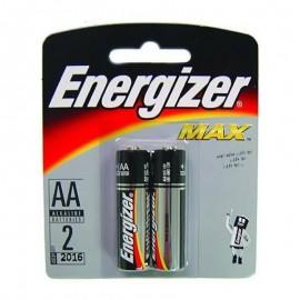 Baterias AA por blister de 4 pilas, Producto importado.