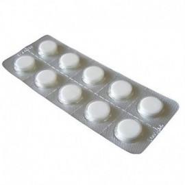 Hidróxido de aluminio o pepsamar tableta por 10 unidades.