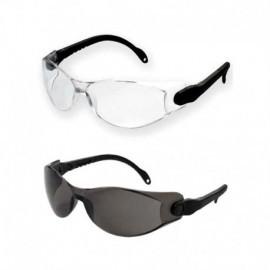 Gafas equalizables antiempañantes, lente claro y lente oscuro, producto importado.