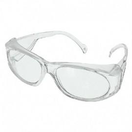 Gafa tipo abuelo antiempañante, lente claro, producto importado.