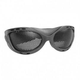 Monogafa malla spider, lente claro, producto importado.