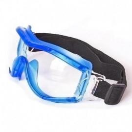 Monogafa Blue antiempañante, lente claro, producto importado.