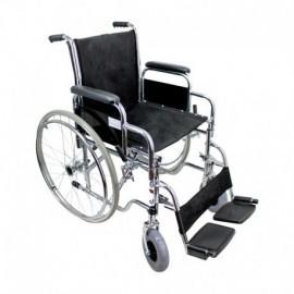 Silla de ruedas estandar / universal, producto importado.