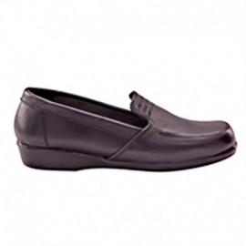 Zapato en cuero para dama, producto nacional.