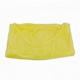 Delantal Desec, bolsa por 10 uds, ref. Ig 302 L amarilla.