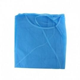Delantal Desec, bolsa por 10 uds, ref. Ig 301, M, azul.