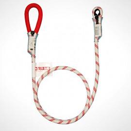 Estrangulador postes en cuerda con acoples protección pvc Orbit