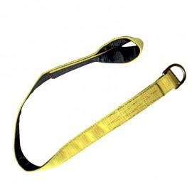 Tie-off adaptor anclaje 2 metros reata nylon reforzada Sosega.