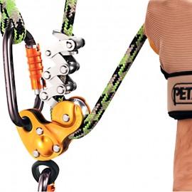 Prusik mecánico para poda cuerdas 11.5 a 13mm Petzl