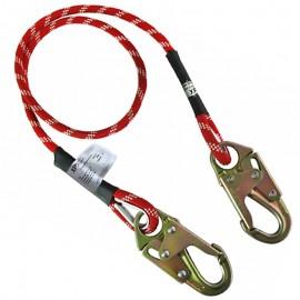 Eslinga de posición sencilla en cuerda Xp Safety.