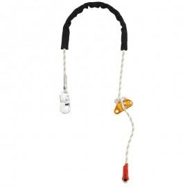 Grillon hook, elemento de amarre de 3 metros Petzl