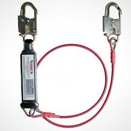 Eslinga de detención de caídas en cable con absorbedor Orbit.