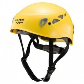 Silver star work. Casco confortable para trabajos en altura y rescate, Camp Safety.