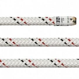 Cuerda semi estática 7/16 o 11mm x mt, Sosega.