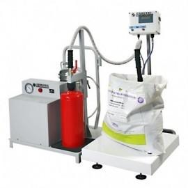 Recarga extintor ABC multipropósito (20 libras).