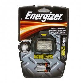 Linterna hard case 4 led manos libres, Energizer.