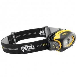 Linterna frontal adaptada a la visión de cerca y a los desplazamientos Pixa 2, Petzl.