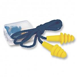 Protectores auditivos tipo llavero 4 membranas, Zubi-ola.