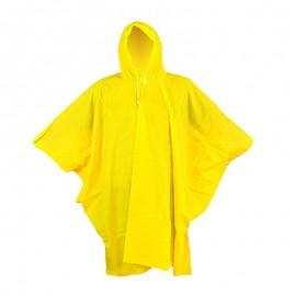 Poncho comercial con capucha en PVC, Producto importado.