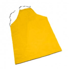 Peto o delantal fabricado en vaqueta, Producto nacional.