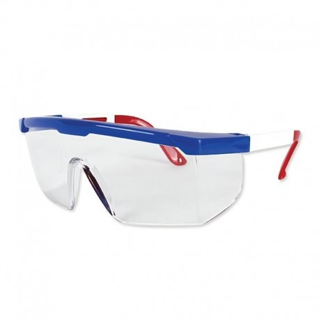 Gafas de seguridad bicolor, Producto importado.