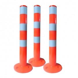Hito o delineadores viales en PVC, Producto importado.
