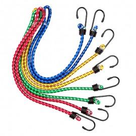Pulpo de amarre - cuerda elástica para equipaje, Producto importado.