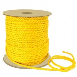 """Cuerda """"manila"""" en polipropileno de 10 mm, Producto nacional."""
