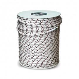 "Cuerda ""manila"" en nylon matizado de 12 mm, Producto nacional."