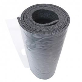 Aislante negro o colchoneta térmica.