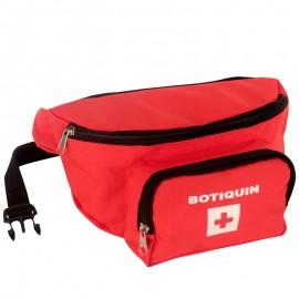 Botiquín tipo canguro de primeros auxilios, sin dotación, Health Solutions.
