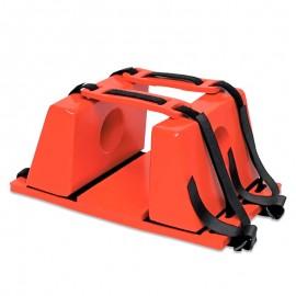 Inmovilizador cefálico – craneal pvc de alta densidad, Producto importado.