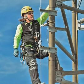 Líneas de Vida y Trabajo Vertical en Cuerdas